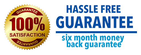 Hassle Free GURANTEE